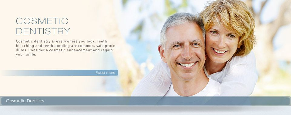 Cosmetic Dentistry - Read more about our dentist in Fort McMurray